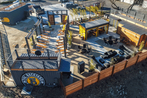 First beer garden set to open in Paso Robles
