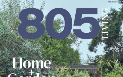 805 Living Dining Guide Highlights the Backyard on Thirteenth