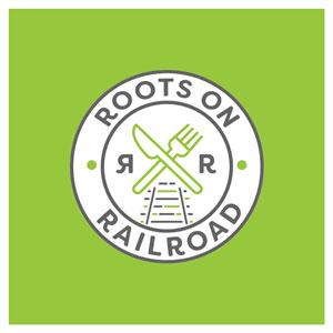 Roots on Railroad restaurant logo