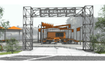 'The Backyard' biergarten approved by planning commission
